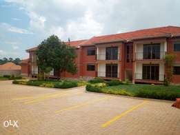 Executive two bedroom apartment is available for rent in bweyogerere