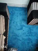 Wall to wall carpet 20 ft by 13 ft