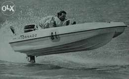 Fletcher Speed Boat. Made in UK.