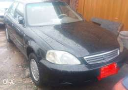 Honda Civic 2000 for sale at an affordable price