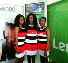Brand activation wear and staff uniforms