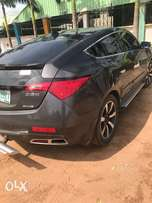 Tosks 5 Month Used Acura ZDX Full Option 2010 Model