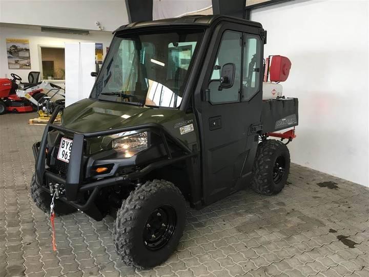 Polaris Ranger 570 Efi Awd På Traktorplader
