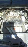 GOLF 5 2L FSI stripping for spares