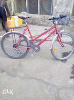 Neatly used bicycle for sale