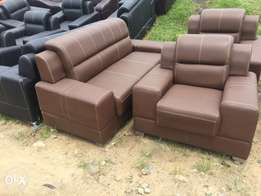 Settee sofait sofa 7 seater available in black brown and wine