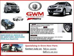 Specialising in Gwm New parts