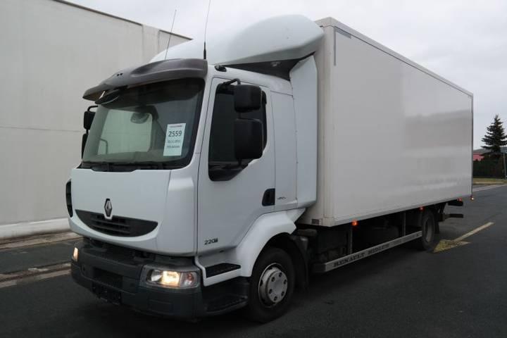 Renault MIDLUM 220.12 P - 2011