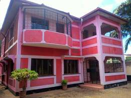 Beautiful 5 Bedroomed House FOR SALE!