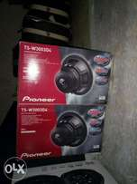 Pioneer champion pro 2000w dual voice coil