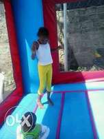 Bouncing castles for hire clean and durable.