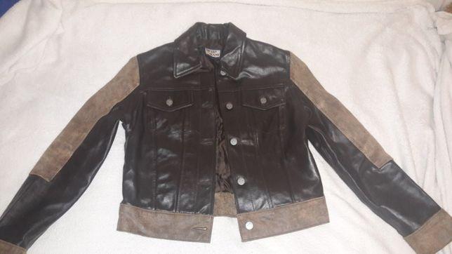 Кожаная куртка Vera Pelle  450 грн. - Жіночий одяг Київ на Olx 6157ccf2a9300
