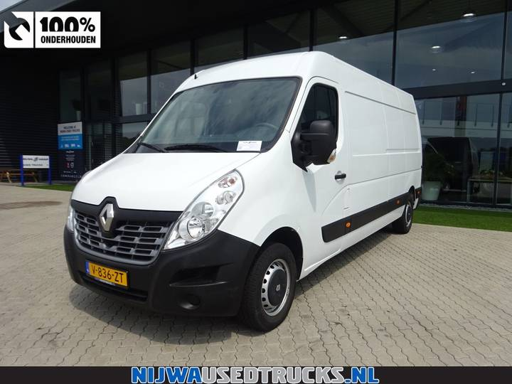 Renault Master T35 130 L3H2 PDC + Camera - 2018