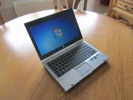 "12.5"" HP EliteBook 2560p NoteBookMINI corei5 4gb 500gb windows 10"