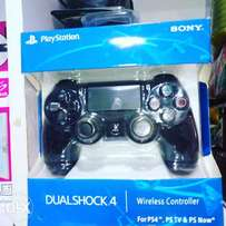 Sony wireless ps4 game controller on offer