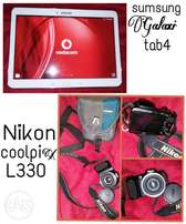Nikon camera and Sumsung tablet to swop