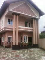 Super built newly 4bedroom duplex with a bq at Magodo