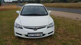 2008 Honda Civic 1.8 LXI Auto for sale