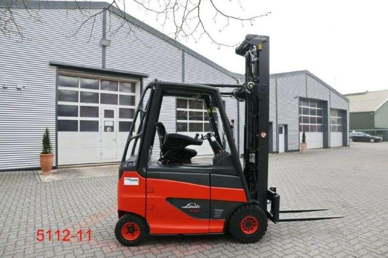 Linde E 20 H 01 600 - 2012 - image 5