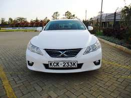 2009 Toyota Mark X 250G 2500cc Pearl Special Offer Kes 1,700,000/= ONO