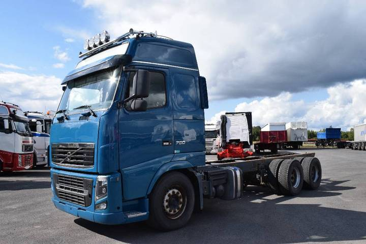 Volvo Fh16 750 - 2012