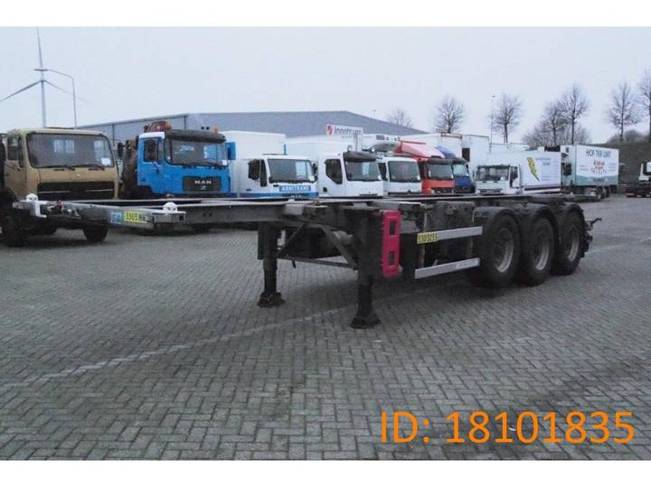 Groenewegen Skelet 20-30 ft / ADR - 2007