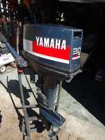 30 hp Yamaha short shaft motor