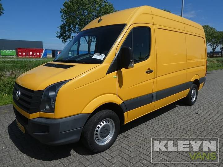 Volkswagen CRAFTER 35 2.0 TDI l2h2 airco - 2012