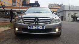 2010 Mercedes Benz C350 CDI Automatic Sale for Available
