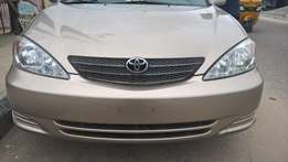 2003 Gold Tokunbo Toyota Camry
