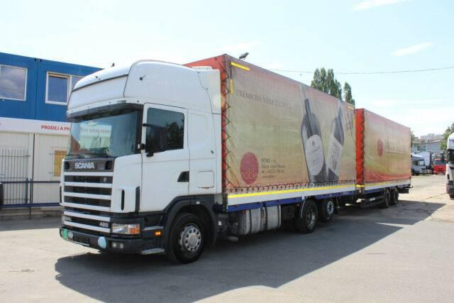 Scania R 124 LB - 2000