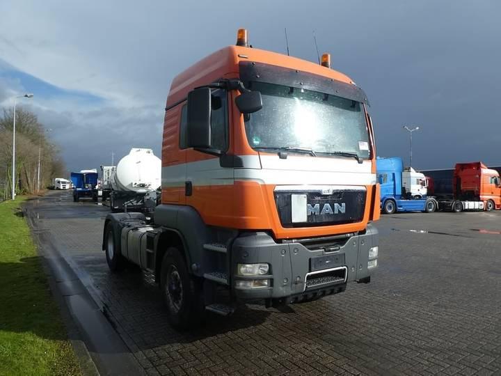 MAN 18.440 TGS lx 4x4 hydrodrive - 2013