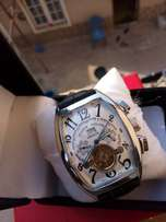 Franck muller automatic watch