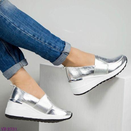 Кроссовки на танкетке  980 грн. - Жіноче взуття Київ на Olx 6319380e2be94