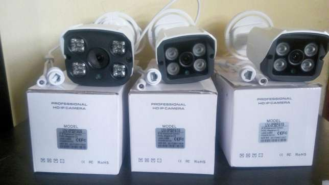 IP Camera with 3.6mm lens & 1080P Full HD Port Harcourt - image 1