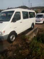Dodge sprinter with home seats