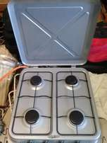 4 Plate Portable Gas Stove Top