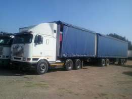 International Horse and Trailer For Sale