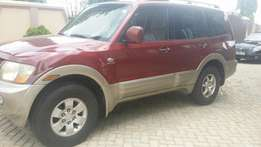 Hot Cake : Mitsubishi Montero Limited Edition 4 sale