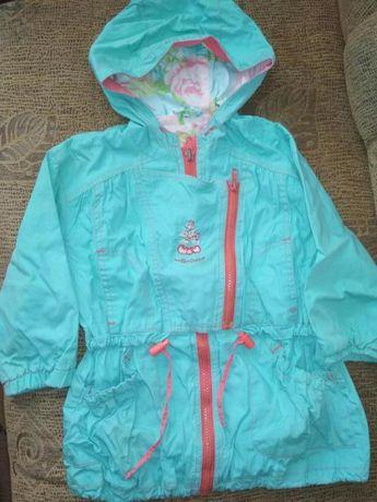 Куртка Вітровка ярка стильна з актуальною вишивкою Велика Любаша - зображення  1 62faf49b399f0
