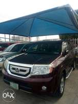 Honda pilot 2009 nig used first body quick sale