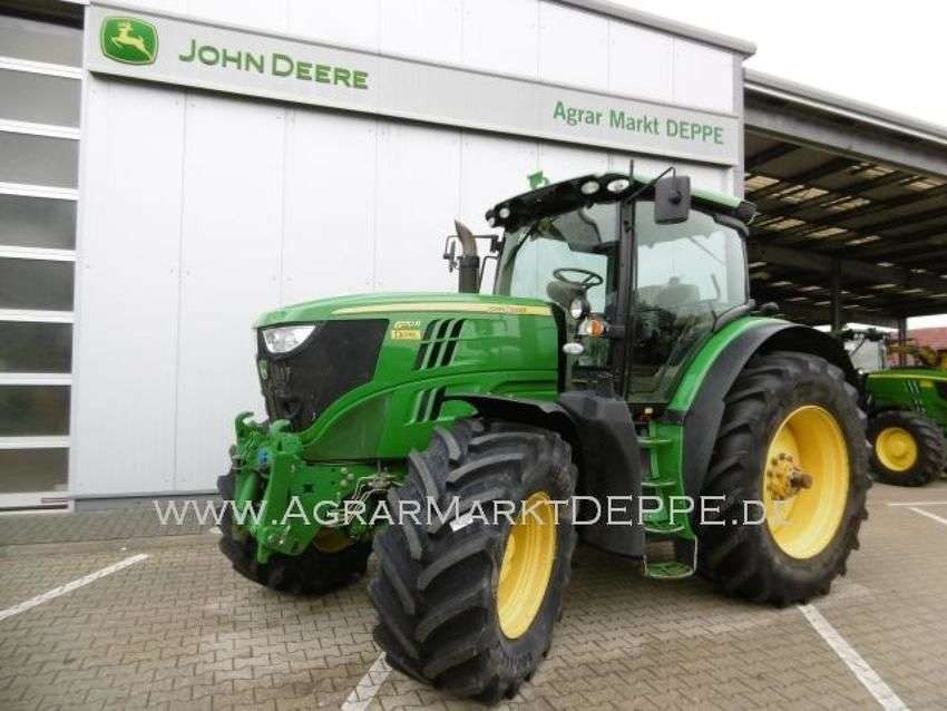 John Deere 6170r - 2013