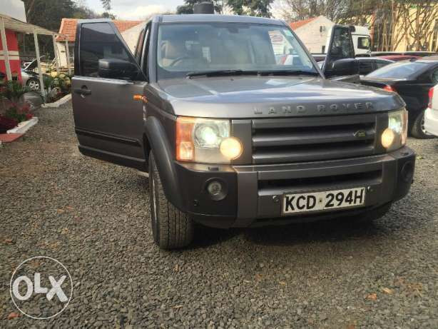 Discovery 3 TDV6 HSE Leather Double Sunroof 3000cc Diesel dicovery 4 Nairobi CBD - image 6