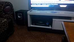 SCS140 BK 5.1 JBL speakers + Harman Kardon AVR 134