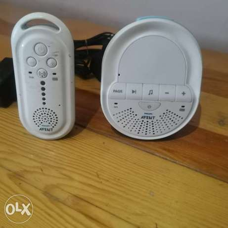 Philips AVENT SCD570/ DECT Baby Monitor