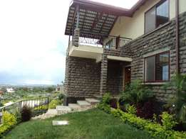 4 bedroom maisonette to let - Uzima Estate KIsumu