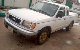 Recently Cleared Nissan Frontier 1999