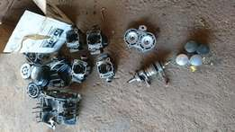Banshee motor stripping for spares