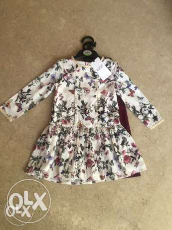 Little girl dress 2 to 3 years new