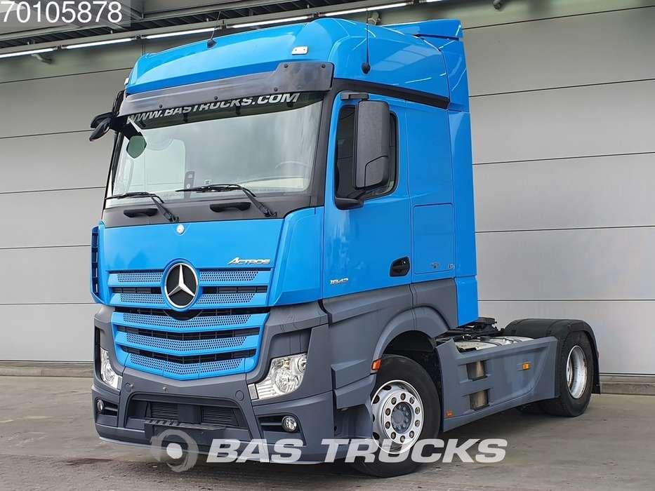 Mercedes-Benz Actros 1842 LS 4X2 Retarder Powershift Standklima Euro 6 - 2015